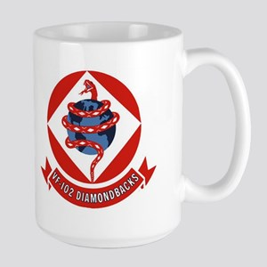 VF 102 Diamondbacks Large Mug